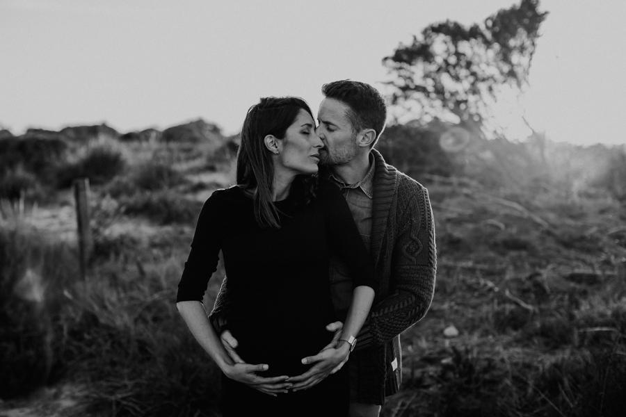 Sesion de fotos de embarazo Cartagena Murcia